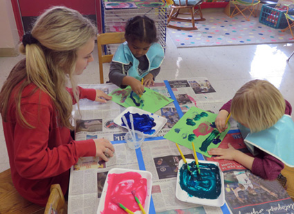 LAP Art Center Activities